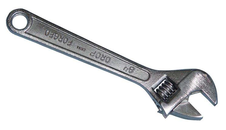 Una classica chiave a rullino