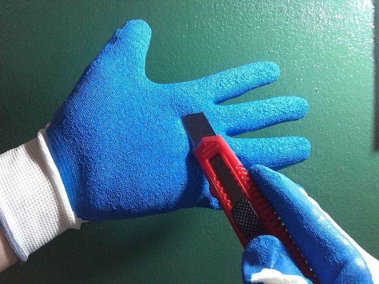 Resistenza dei guanti da lavoro