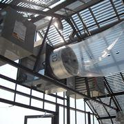 generatore d'aria calda e il circolatore d'aria