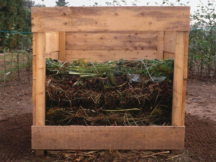 Composter legno