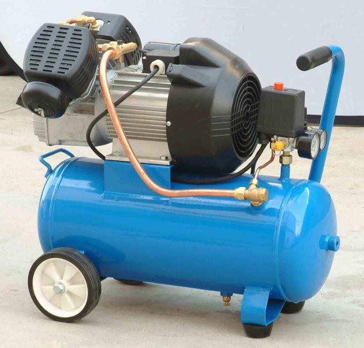Compressore volumetrico a pistone