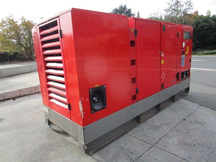 Un generatore di corrente moderno