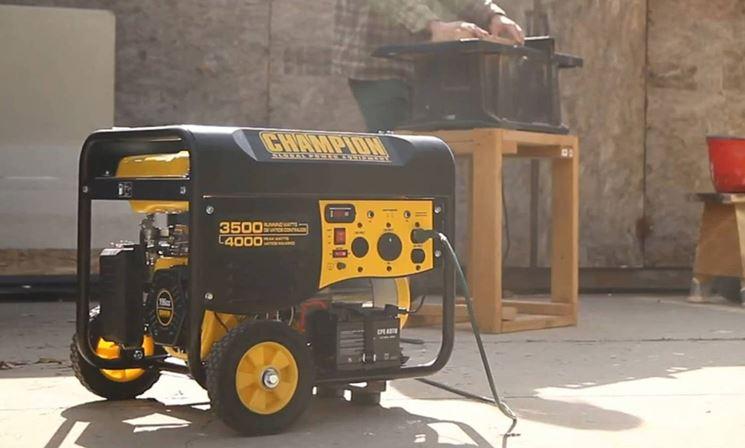 Generatore elettricità