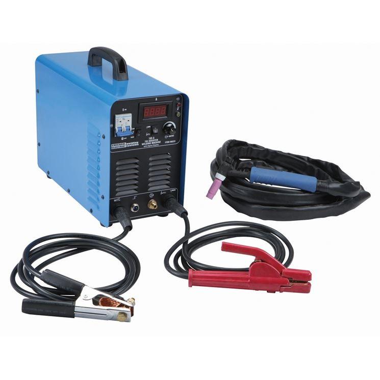 Modello portatile di puntatrice elettrica