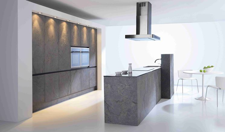 Awesome Cappe Cucina Isola Gallery - Ideas & Design 2017 ...