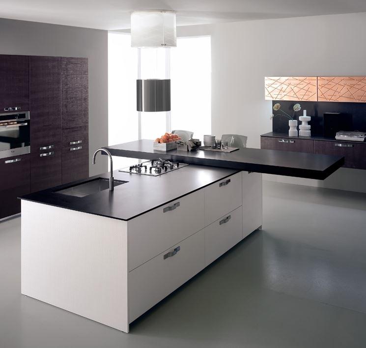Cappe aspiranti cucina componenti cucina come funzionano le cappe aspiranti per cucina - Cappe per isola cucina ...