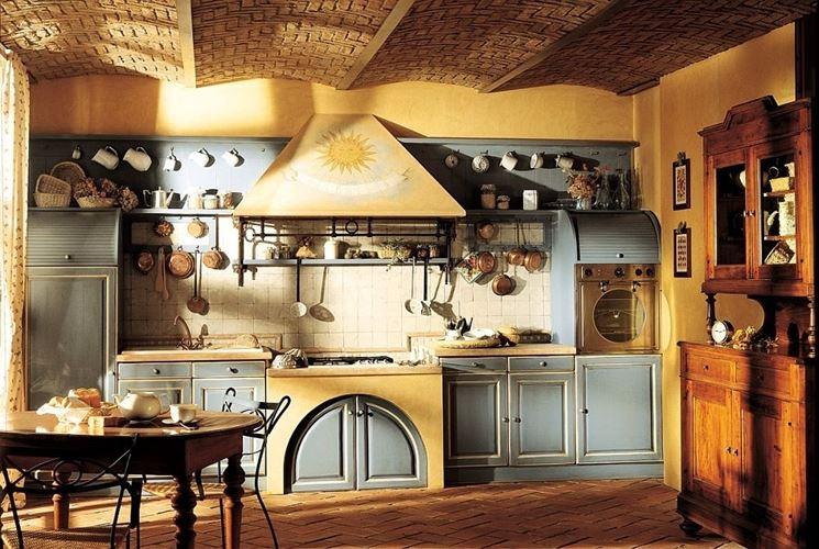 Cappe in muratura   componenti cucina   modelli e consigli per le ...