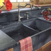 Lavello in marmo per cucina