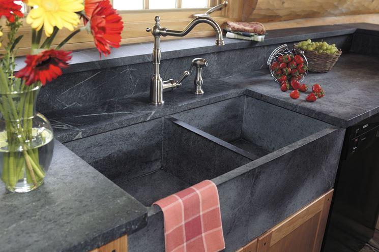 Lavelli cucina marmo - Componenti cucina - Caratteristiche lavelli ...