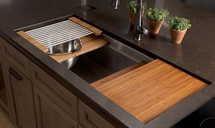 Lavelli cucina - Componenti cucina - Lavandino cucine