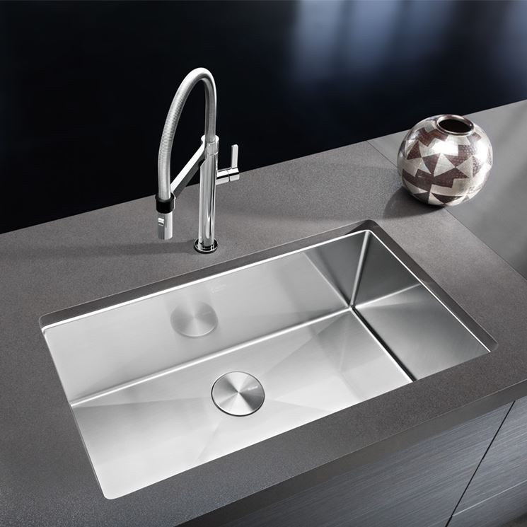Beautiful Lavelli Cucina Inox Incasso Contemporary - Ideas ...