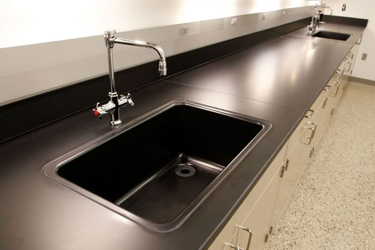 Lavello in resina componenti cucina vantaggi del lavello in resina - Lavello cucina resina ...