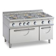 cucina professionale ad uso domestico