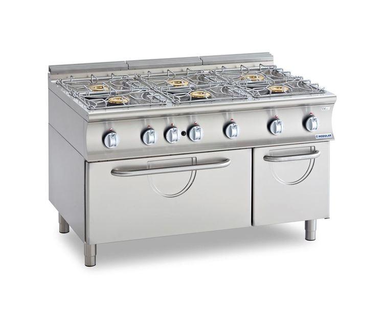Piani cottura professionali - Componenti cucina - Piani cottura di ...