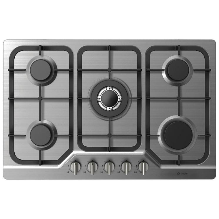 Piano cottura 5 fuochi componenti cucina caratteristiche dei piani cottura a 5 fuochi - Piano cucina fai da te ...