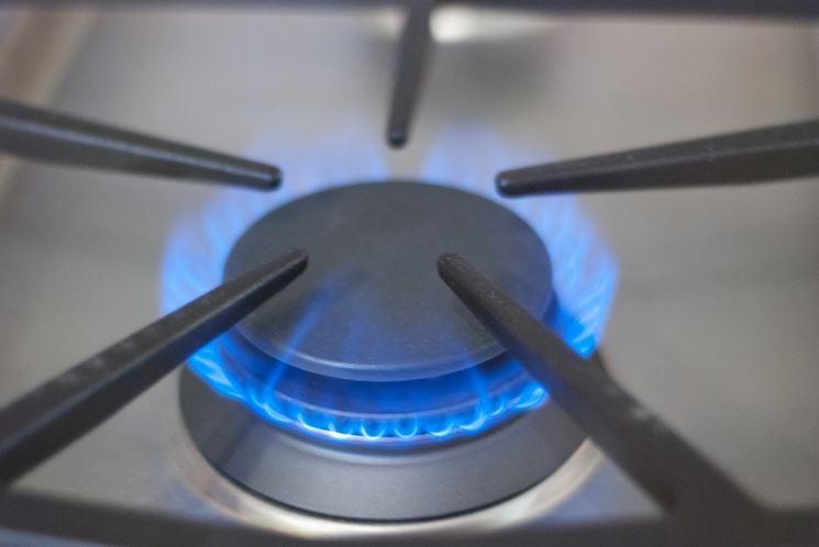 Fornello a gas