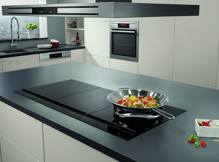 Piano cottura induzione - Componenti cucina - Arredo cucina
