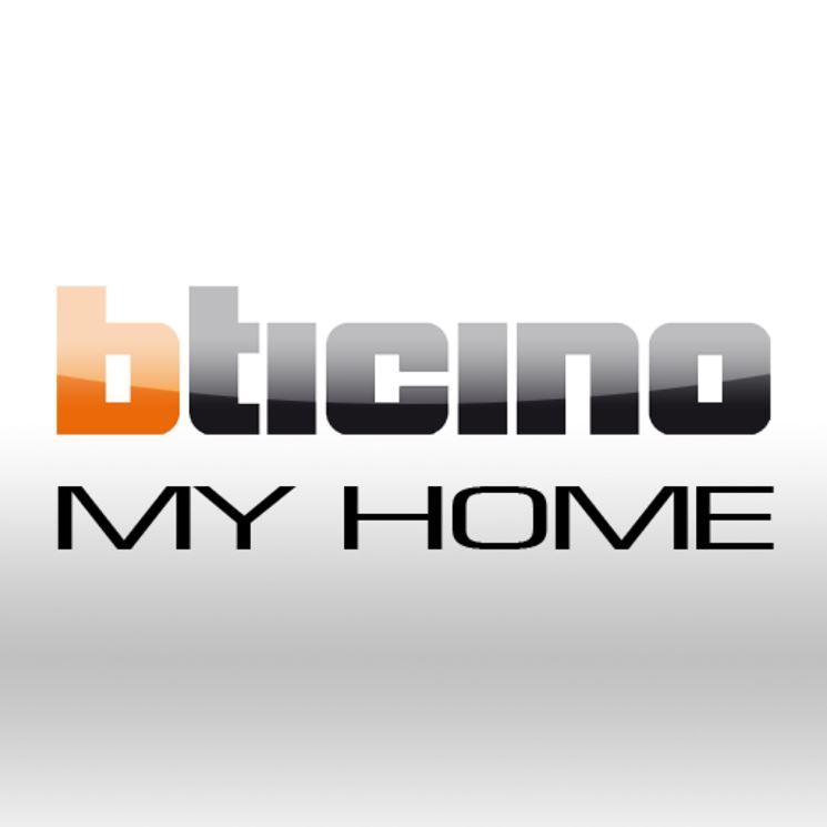 Il logo della Bticino
