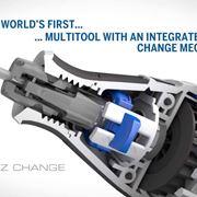 Multi-utensile simbolo dell'azienda