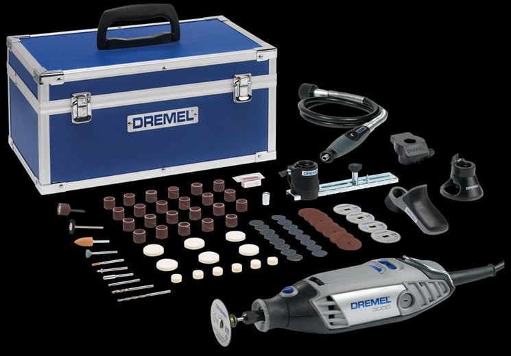Kit del Dremel 3000 multitool