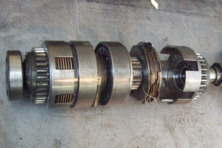 Componente meccanico di precisione per mecchinari industriali