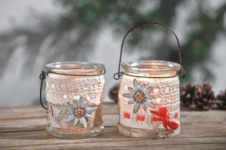 Esempio degli oggetti in vetro trovabili su