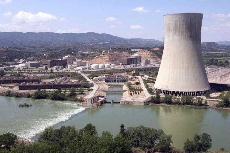 Conto energia, una centrale nucleare