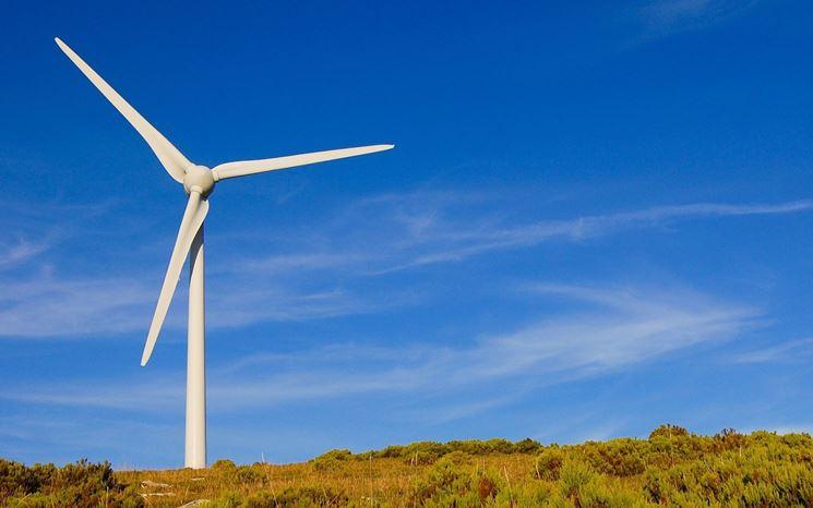 Pale per l'energia eolica