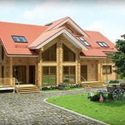 Casa legno risparmio energetico