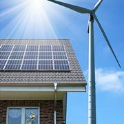 Impianto eolico domestico