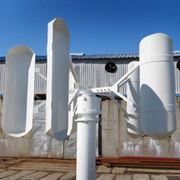 Impianto eolico verticale fai da te