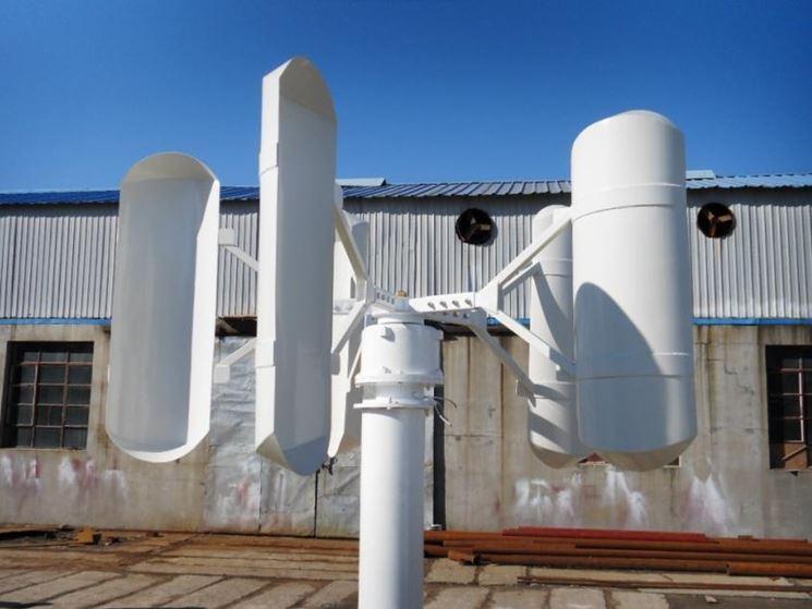 Emejing Pale Eoliche Da Terrazzo Contemporary - Modern Home Design ...