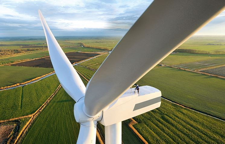 Eolico - Energia eolica - Energie rinnovabili