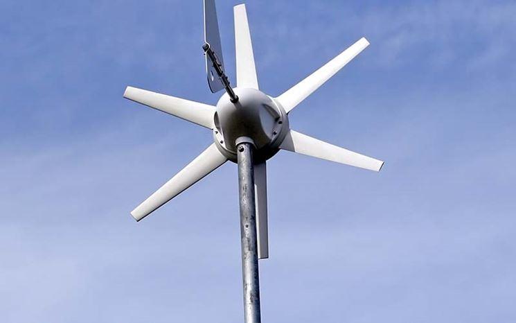 Il mini eolico in un sistema di più impianti