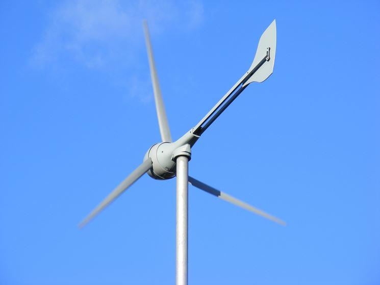 Turbina eolica di medie dimensioni