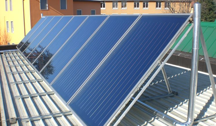 Pannello Solare Termico Hermann Prezzi : Pannelli solari termici energia eolica