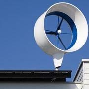 Turbina eolica domestica.