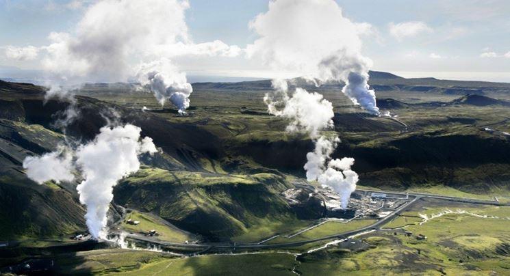 Grande centrale geotermica