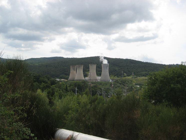 Centrale geotermica di Lardarello