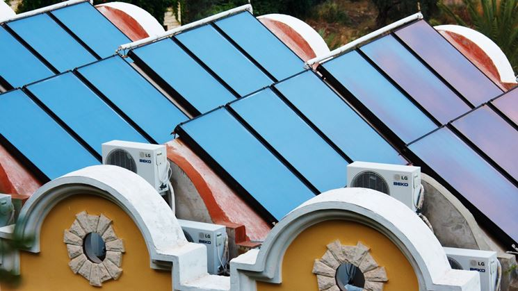 Impianti solari sui tetti