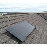 Pannello solare temodinamico per uso domestico