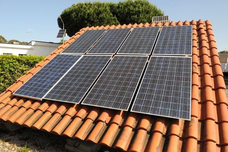 I pannelli fotovoltaici domestici