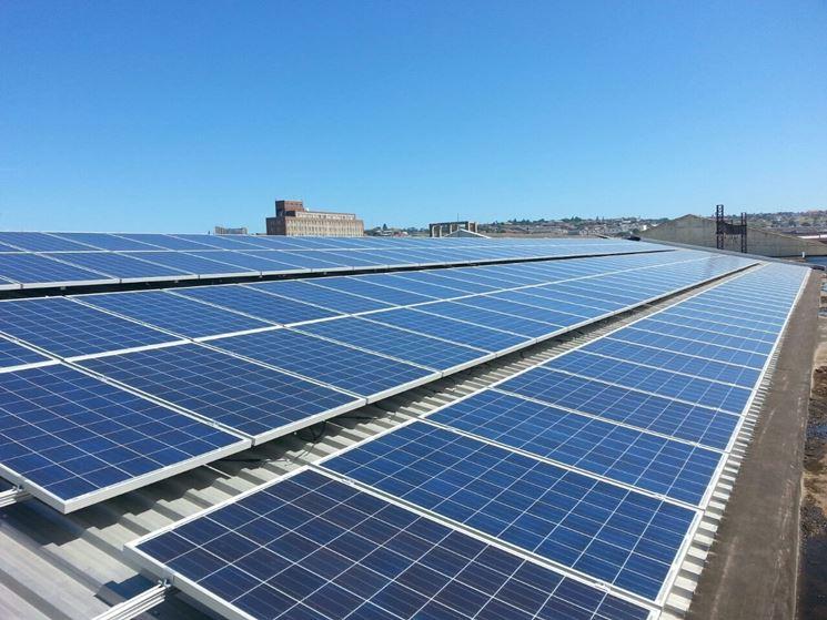 Impianto fotovoltaico off grid