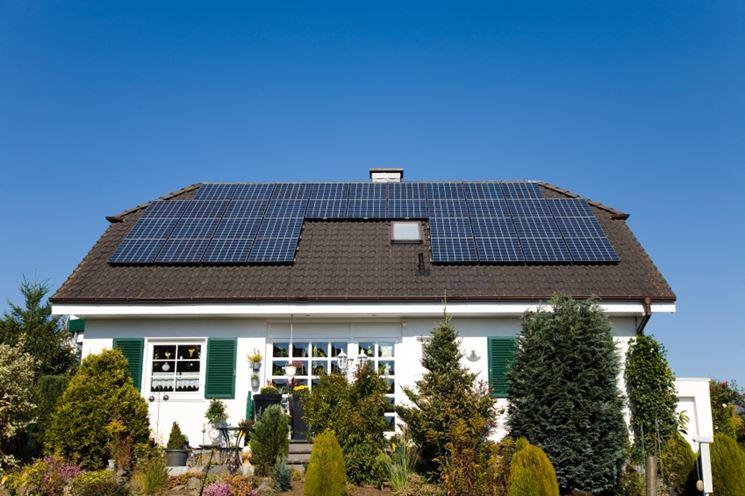 Sempre più fotovoltaico sui tetti