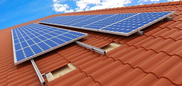 Fotovoltaici tetto