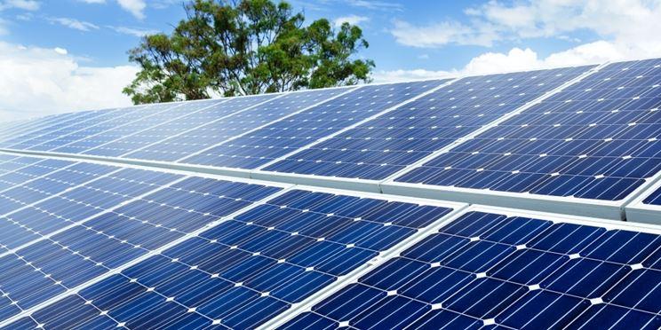 Pannelli fotovoltaici Cina