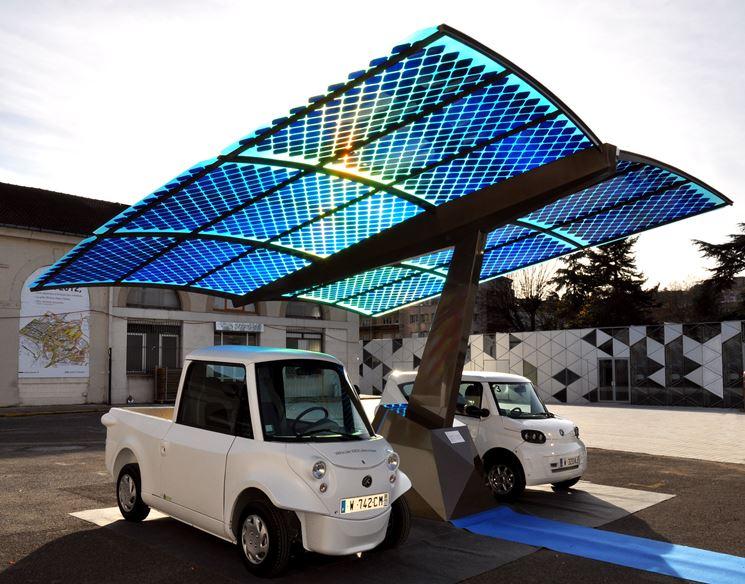 Esempio utilizzo energia solare