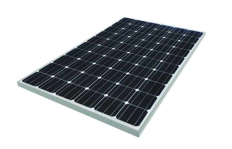 Esempio pannello fotovoltaico