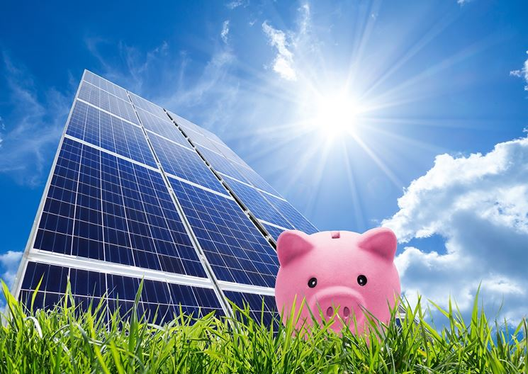 Risparmiare con l'energia fotovoltaica