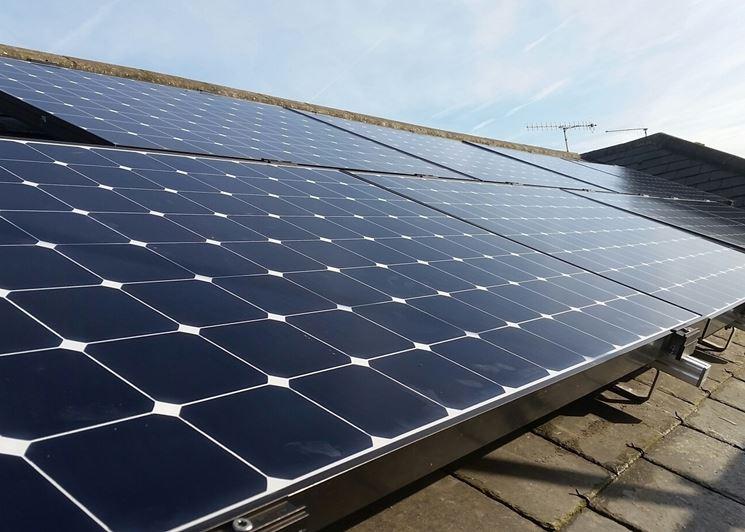 incentivi per energia fotovoltaica